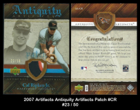 2007-Artifacts-Antiquity-Artifacts-Patch-CR