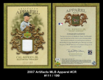 2007-Artifacts-MLB-Apparel-CR