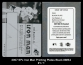 2007 SPx Iron Man Printing Plates Black #IM34