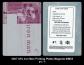 2007 SPx Iron Man Printing Plates Magenta #IM53