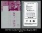 2007 SPx Iron Man Printing Plates Magenta #IM73