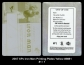 2007 SPx Iron Man Printing Plates Yellow #IM81