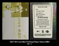 2007-SPx-Iron-Man-Printing-Plates-Yellow-IM3