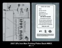 2007-Spx-Iron-Man-Printing-Plates-Black-IM53