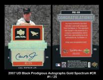 2007-UD-Black-Prodigious-Autographs-Gold-Spectrum-CR
