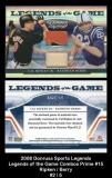 2008 Donruss Sports Legends Legends of the Game Combos Prime #15