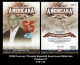 2008 Donruss Threads Baseball Americana Materials Position #7