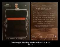 2008-Topps-Sterling-Jumbo-Patch-JSCR25