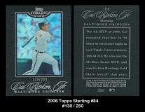 2006 Topps Sterling #84