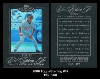 2006 Topps Sterling #87