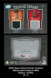 2008-Upper-Deck-Premier-Combos-Memorabillia-Platinum-GR