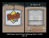2008-Upper-Deck-Premier-Stitchings-Silver-10-CR