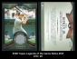2009 Topps Legends of the Game Relics #CR