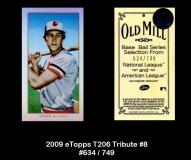 2009 eTopps T206 Tribute #8