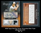 2009 Topps Sterling Career Chronicles Relics Triple Autographs #101