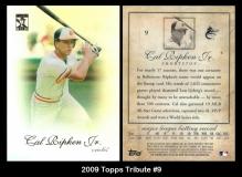 2009 Topps Tribute #9