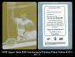2009 Upper Deck 20th Anniversary Printing Plates Yellow #1571