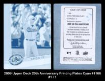 2009-Upper-Deck-20th-Anniversary-Printing-Plates-Cyan-1166