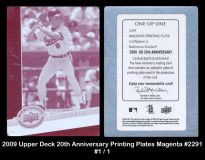 2009-Upper-Deck-20th-Anniversary-Printing-Plates-Magenta-2291