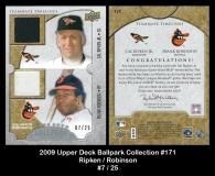 2009 Upper Deck Ballpark Collection #171