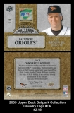 2009 Upper Deck Ballpark Collection Laundry Tags #CR