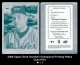 2009 Upper Deck Goodwin Champions Printing Plates Cyan #101