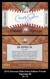 2010 Donruss Elite Extra Edition Private Signings #8