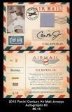 2010 Panini Century Air Mail Jerseys Autographs #3