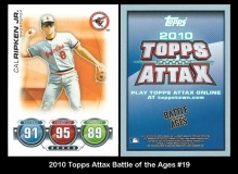 2010 Topps Attax Battle of the Ages #19