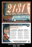 2010 Topps Copper #428