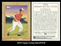 2010 Topps Turkey Red #TR19
