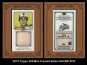2010 Topps 206 Mini Framed Relics Old Mill #CR