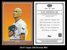 2010 Topps 206 Bronze #84