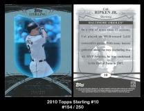 2010 Topps Sterling #10