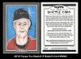 2010 Topps You Sketch It Sketch Card #NNO 8