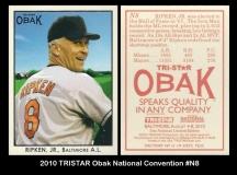 2010 TRISTAR Obak National Convention #N8