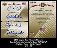 2010-Upper-Deck-World-of-Sports-Sports-National-Autograph-Quad-SNQSRJY