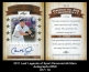 2011 Leaf Legends of Sport Perennial All-Stars Autographs #PE8