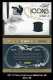 2011 Prime Cuts Icons Materials #5