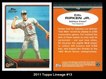 2011 Topps Lineage #13