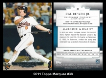 2011 Topps Marquee #38