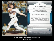 2011 Topps Marquee Copper #38