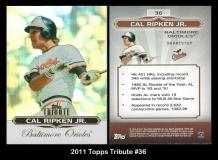 2011 Topps Tribute #36