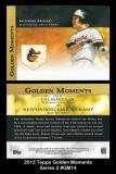 2012 Topps Golden Moments Series 2 #GM14