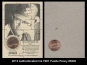 2012 Authenticated Ink 1981 Puzzle Penny #NNO
