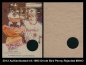 2012 Authenticated Ink 1983 Oriole Bird Penny Rejected #NNO
