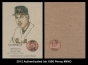 2012 Authenticated Ink 1995 Penny #NNO