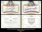2012 Panini National Treasures Game Ball Signatures Dual #16
