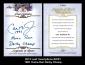 2012 Leaf Inscriptions #ICR1 1991 Home Run Derby Champ