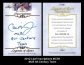 2012 Leaf Inscriptions #ICR1 MLB All-Century Team